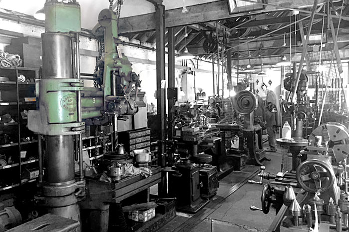 Explore Machine shop - Explore Industry