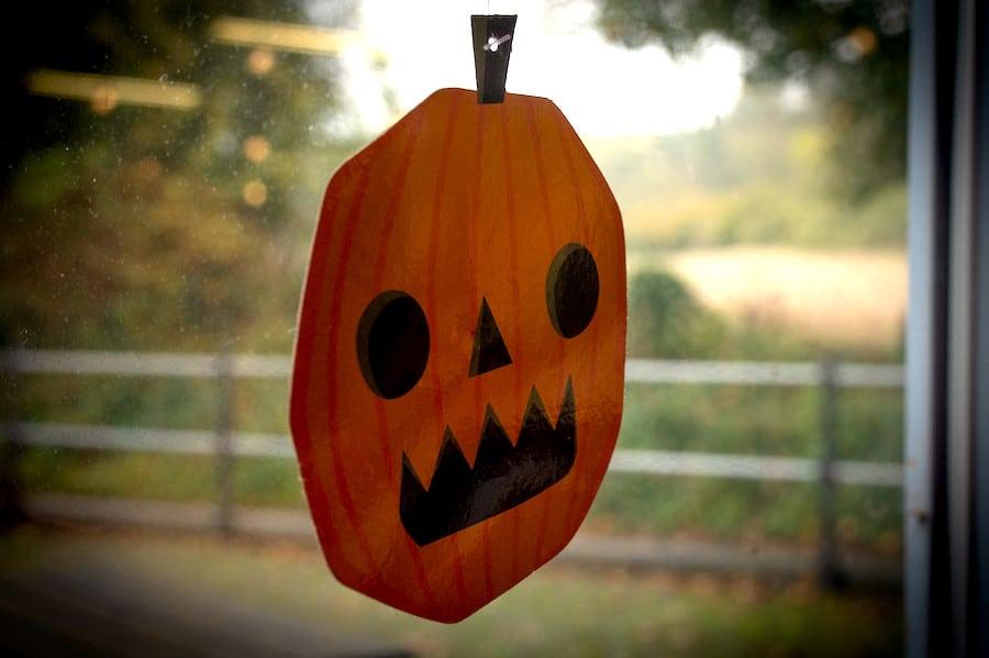 Amberley Halloween Activities Pumpkin