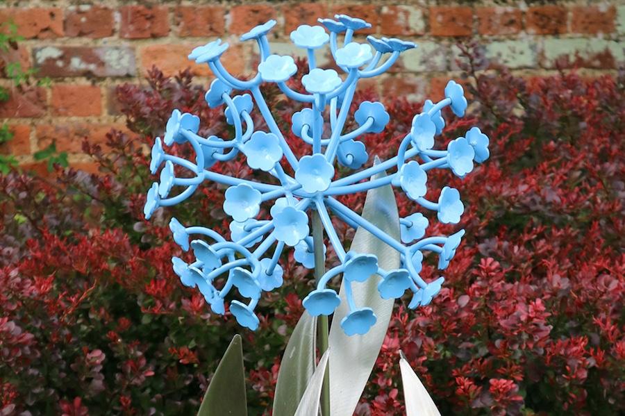 Blue Cluster - Ian Marlow