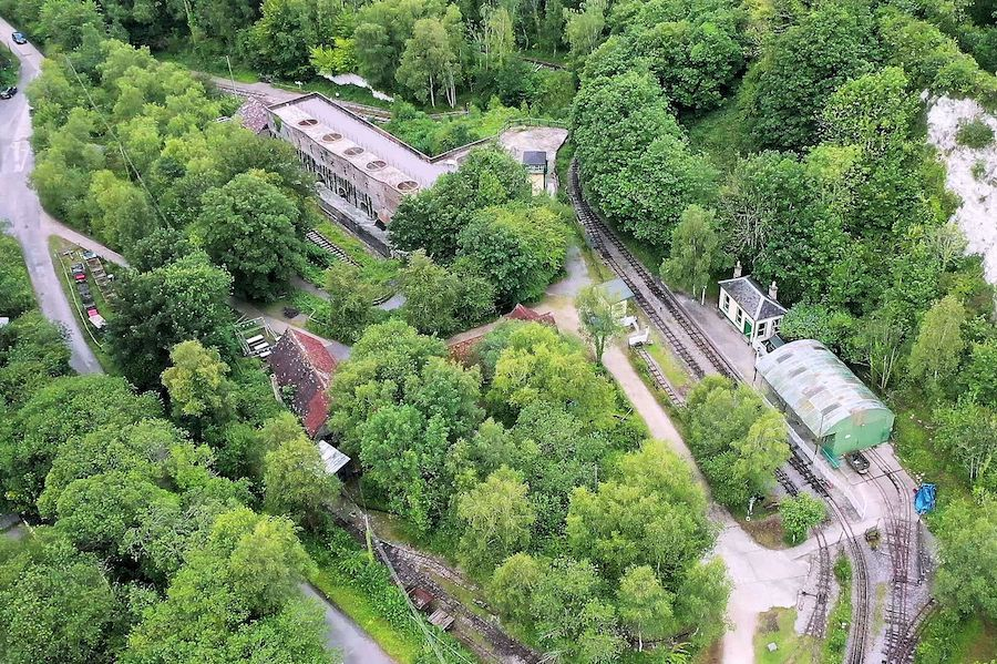 Drone Image Amberley 5