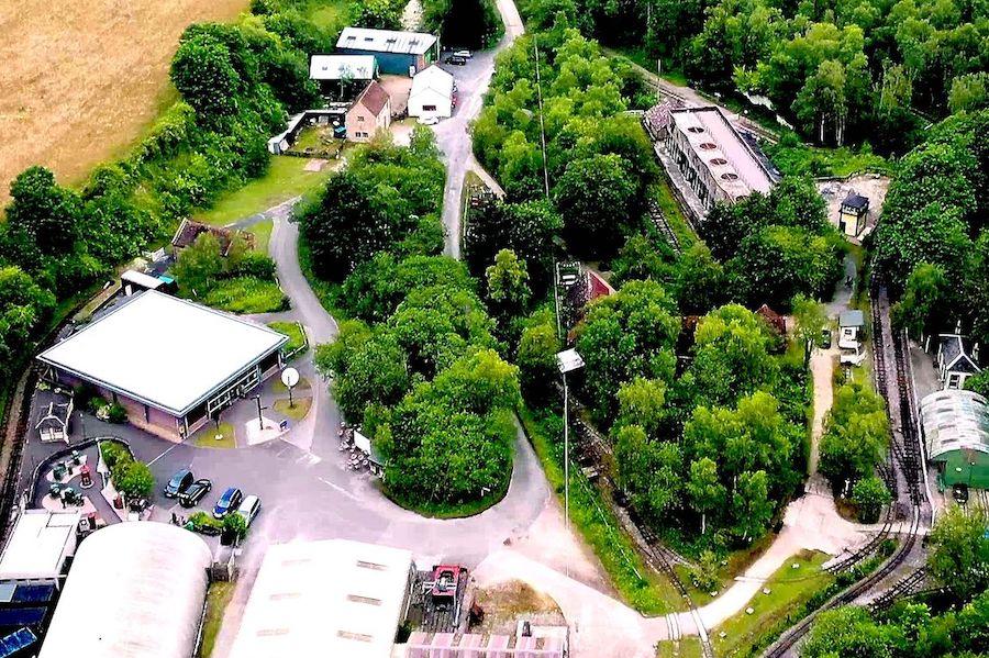 Drone Image Amberley 6