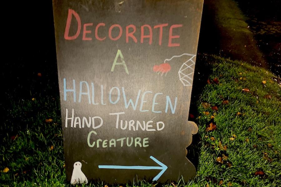 Halloween Woodturners Amberley