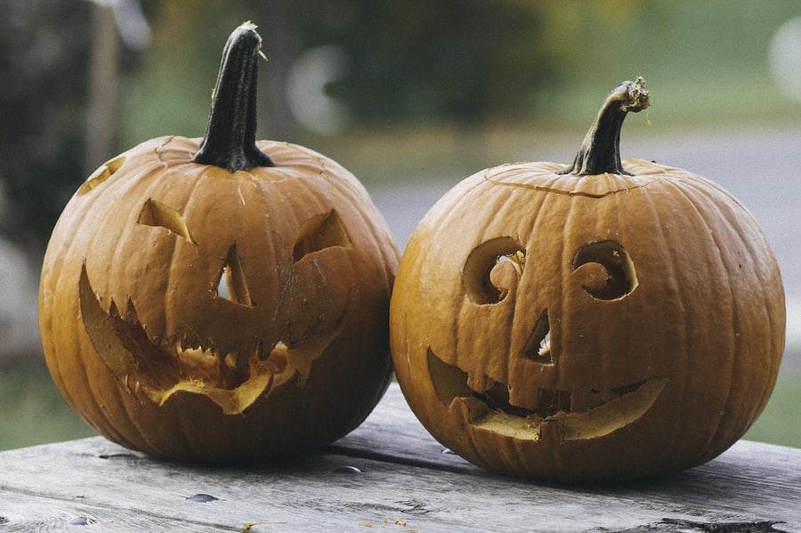 Halloween at Amberley