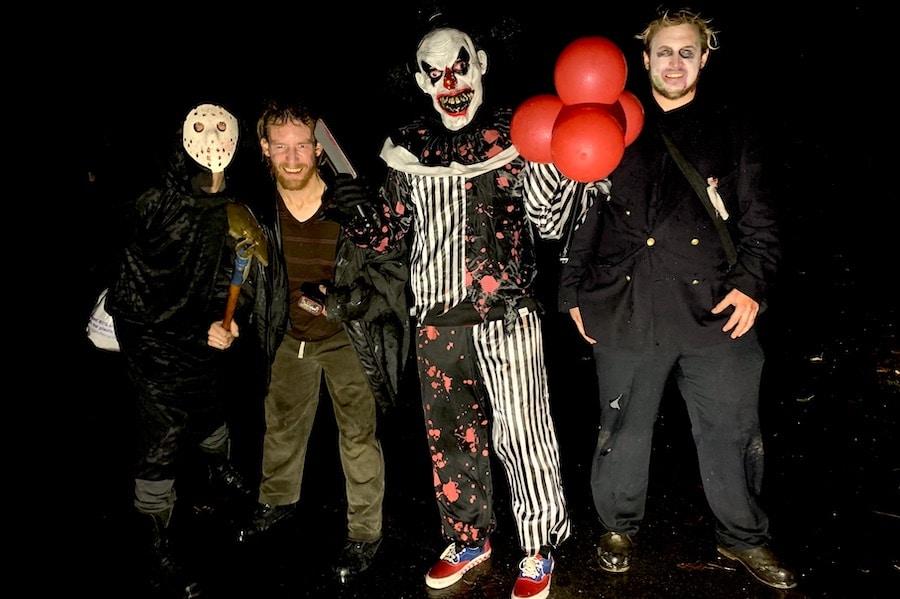 Scary Actors Halloween Amberley