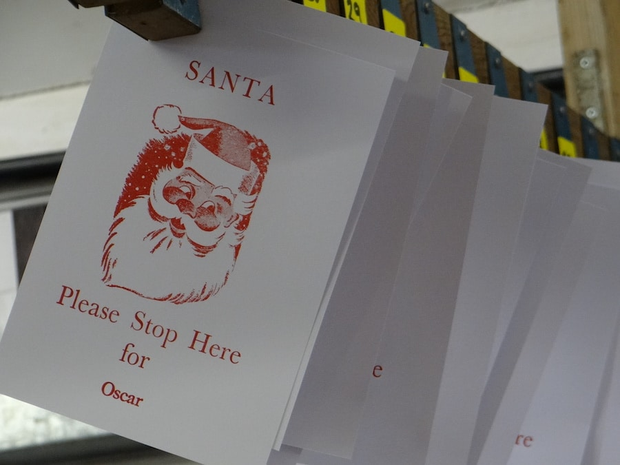 Christmas web image print shop token