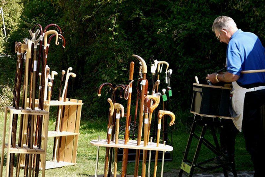 2010's Amberley Walking Stick Maker