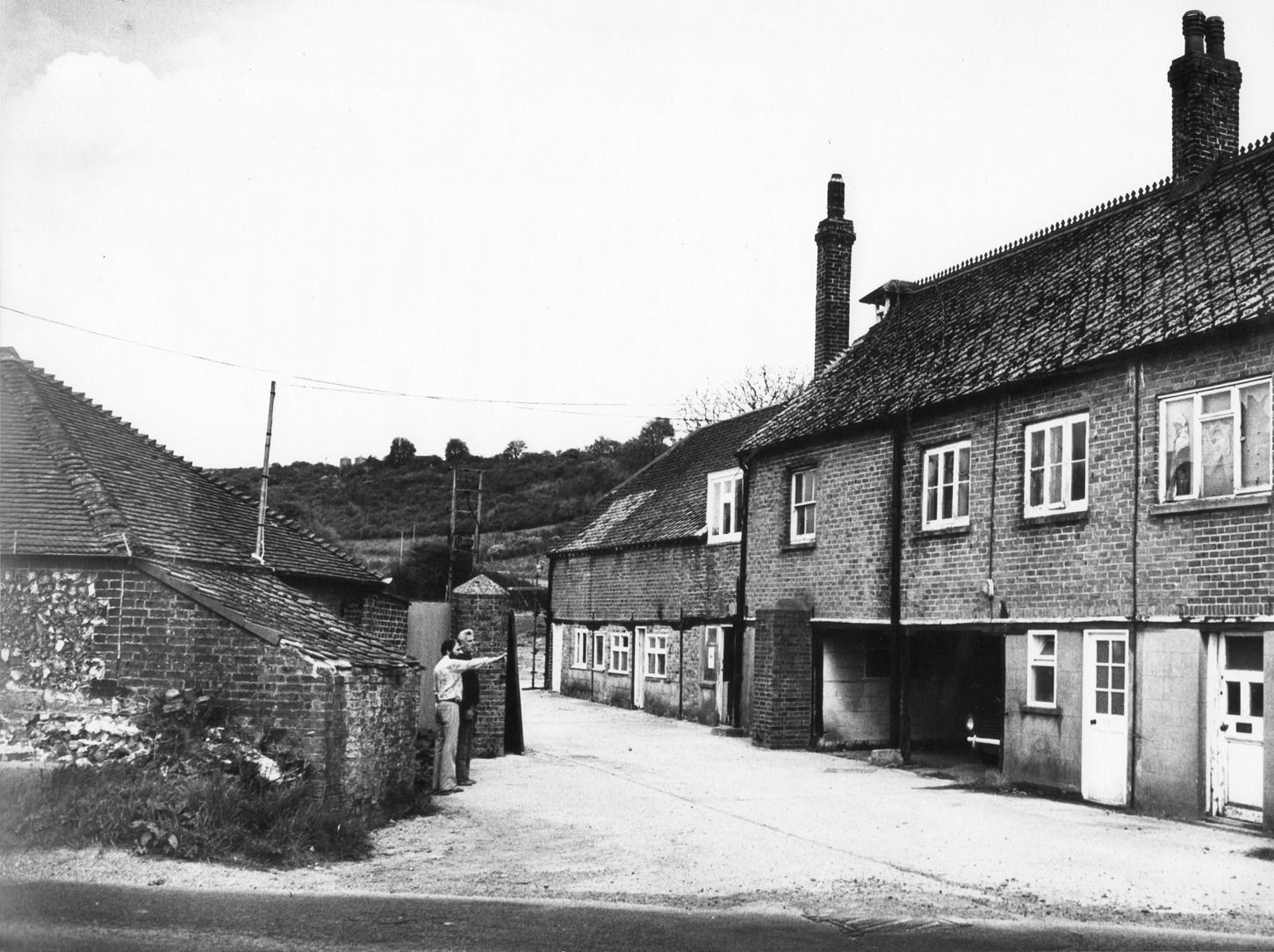 Amberley Museum Entrance Archive