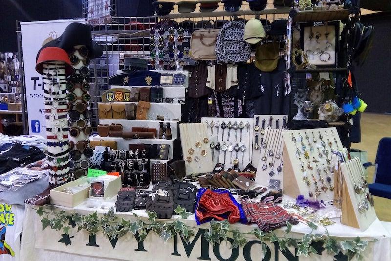 Ivy Moon Steampunk Trade