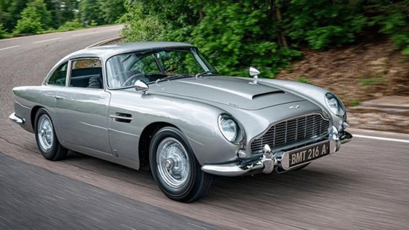Amberley James Bond Weekend