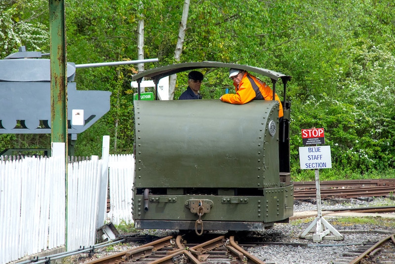 Industrial Trains Day Amberley Museum